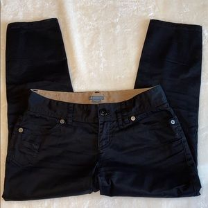 AX Armani Exchange ankle crop pants jeans 4 E…